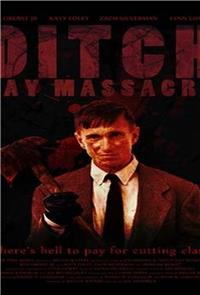 Ditch Day Massacre (2016) Poster