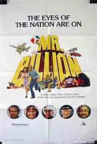 Mr. Billion (The Windfall) (1977) Poster