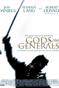 Gods and Generals (2003) 1080p Poster
