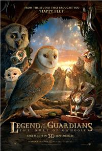 Legend of the Guardians: The Owls of Ga'Hoole (2010) 1080p Poster