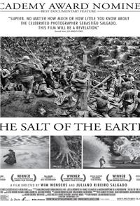 The Salt of the Earth (2015) Poster
