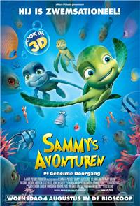 A Turtle's Tale: Sammy's Adventures (2011) Poster