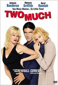 Two Much (1996) 1080p Poster