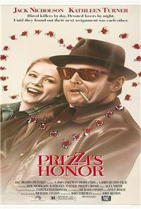 Prizzi's Honor (1985) Poster