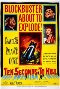 Ten Seconds to Hell (1959) 1080p Poster