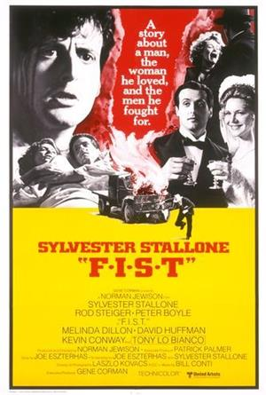 F.I.S.T. (1978) Poster
