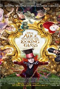 Alice Through the Looking Glass (2016) 3D Poster