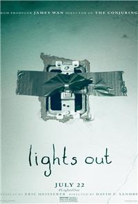 Lights Out (2016) Poster