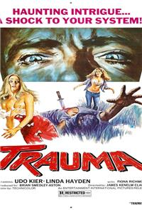 Expose (The House on Straw Hill) (Trauma) (1976) Poster
