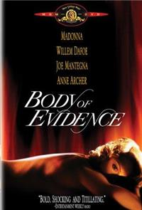 Body of Evidence (1992) Poster