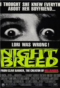 Nightbreed (1990) Poster