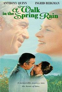 A Walk In The Spring Rain (1970) Poster