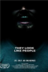 They Look Like People (2015) Poster