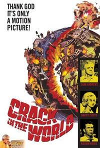 Crack in the World (1965) Poster