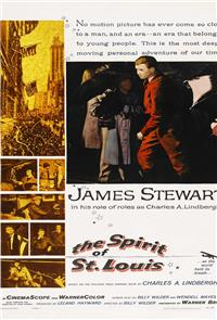 The Spirit of St. Louis (1957) Poster