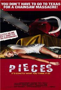 Pieces (1983) Poster