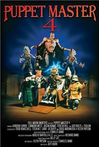 Puppet Master 4 (1993) 1080p Poster