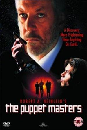 The Puppet Masters (1994) Poster