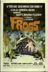 Frogs (1972) Poster