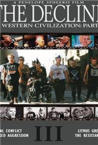 The Decline of Western Civilization - Part III (1998) Poster