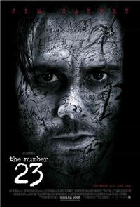 The Number 23 (2007) 1080p Poster