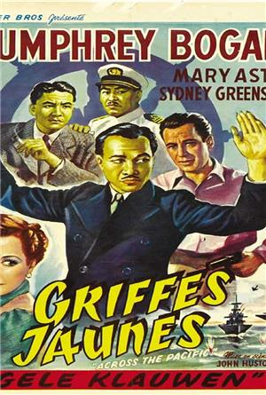 Across the Pacific (1942) Poster