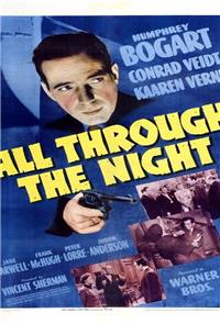 All Through the Night (1941) Poster