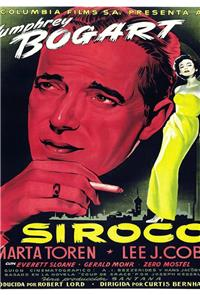Sirocco (1951) Poster