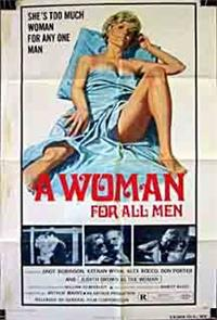 A Woman for All Men (1975) Poster