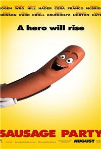 Sausage Party (2016) 1080p Poster