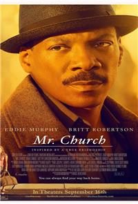 Mr. Church (2016) 1080p Poster