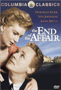 The End of the Affair (1954) Poster