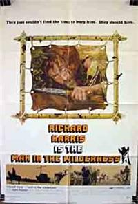 Man in the Wilderness (1971) Poster