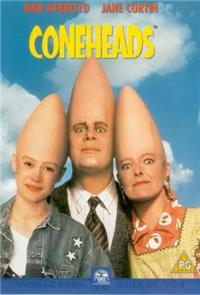Coneheads (1993) Poster