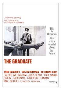 The Graduate (1967) 1080p Poster