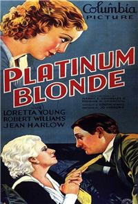 Platinum Blonde (1931) Poster