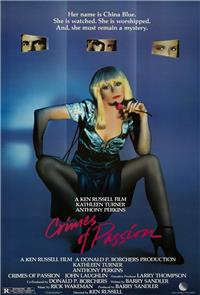 Crimes of Passion (1984) Poster
