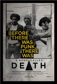 A Band Called Death (2013) Poster