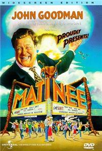 Matinee (1992) Poster