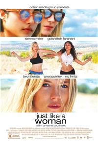 Just Like A Woman (2013) 1080p Poster