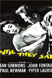 Until They Sail (1957) Poster