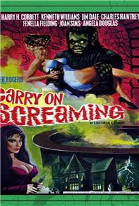 Carry On Screaming! (1966) 1080p Poster