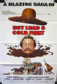 Hot Lead and Cold Feet (1978) Poster