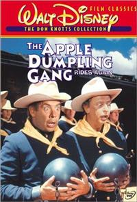 The Apple Dumpling Gang Rides Again (1979) Poster