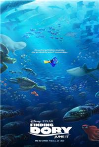 Finding Dory (2016) 1080p Poster