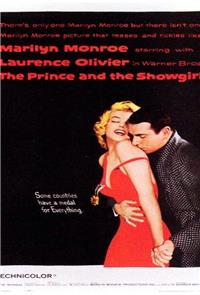 The Prince and the Showgirl (1957) Poster