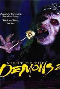 Night of the Demons 2 (1994) 1080p Poster