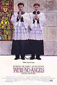 We're No Angels (1989) Poster