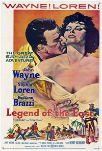 Legend of the Lost (1957) 1080p Poster