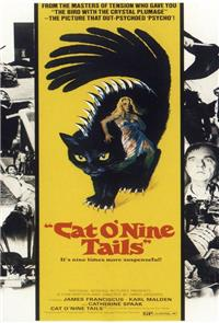 The Cat o' Nine Tails (Il gatto a nove code) (1971) Poster